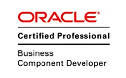 ORACLE Certified Business Component Developer (OCBCD)