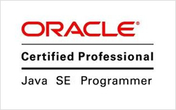 ORACLE Certified Java Programmer (OCJP)